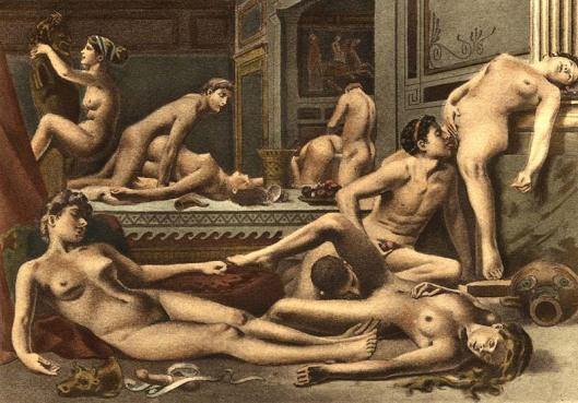 фото древний секс