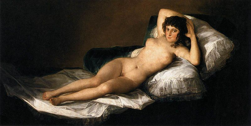 1800 Is Clearly Erotic And Sexual And Was No Doubt Considered Porn By Some In Its Time I Am Sure Some Today Would Still Consider It So