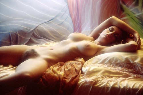Musky beauty nude in a dark dressing rom hidden cam clip 7