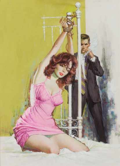 The art of female sexual submission
