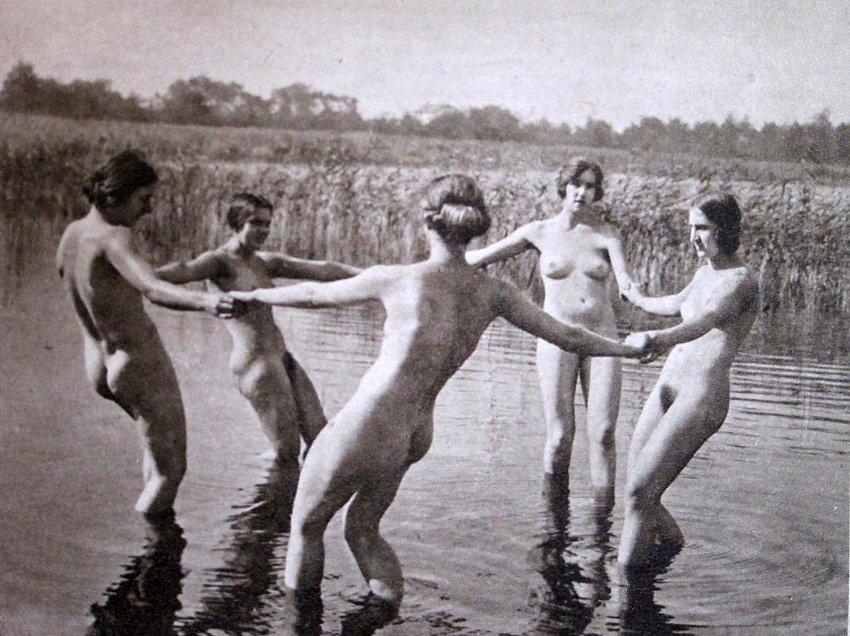 Nazi orgy jewish