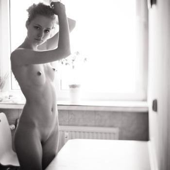 A nice nude...