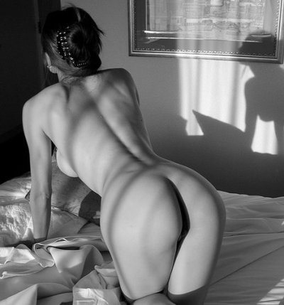 A classy yet primal view of the erotic...