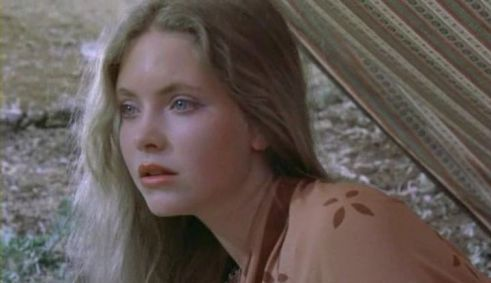Judi Bowker as Andromeda in Clash of the Titans