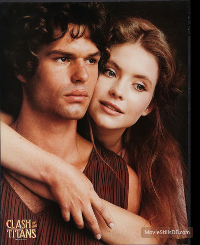 Harry Hamlin played Perseus in the 81 film, one of the reasons why a lot of girls enjoyed it as well.